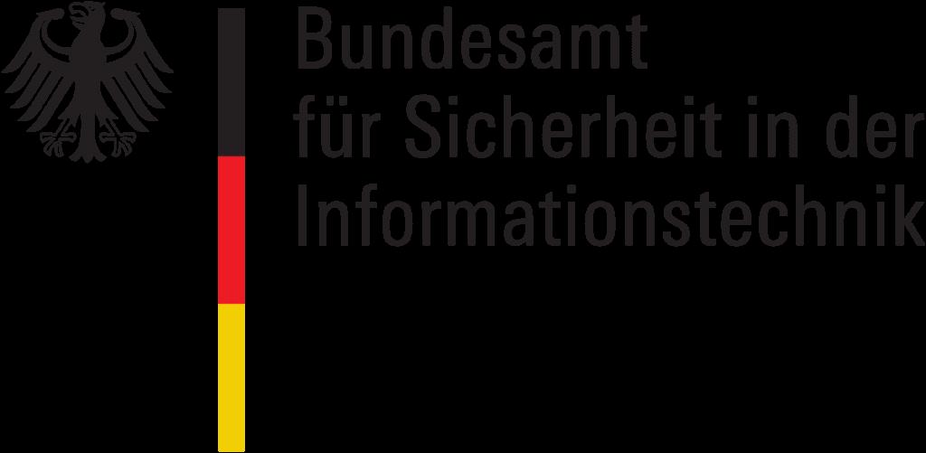 Logo Bundesamt für Sicherheit in der Informationstechnik