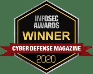 Infosec Winner Badge 2020