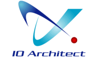 IO-Architect Logo in full color