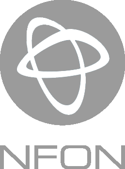 Nfon Logo in Grey