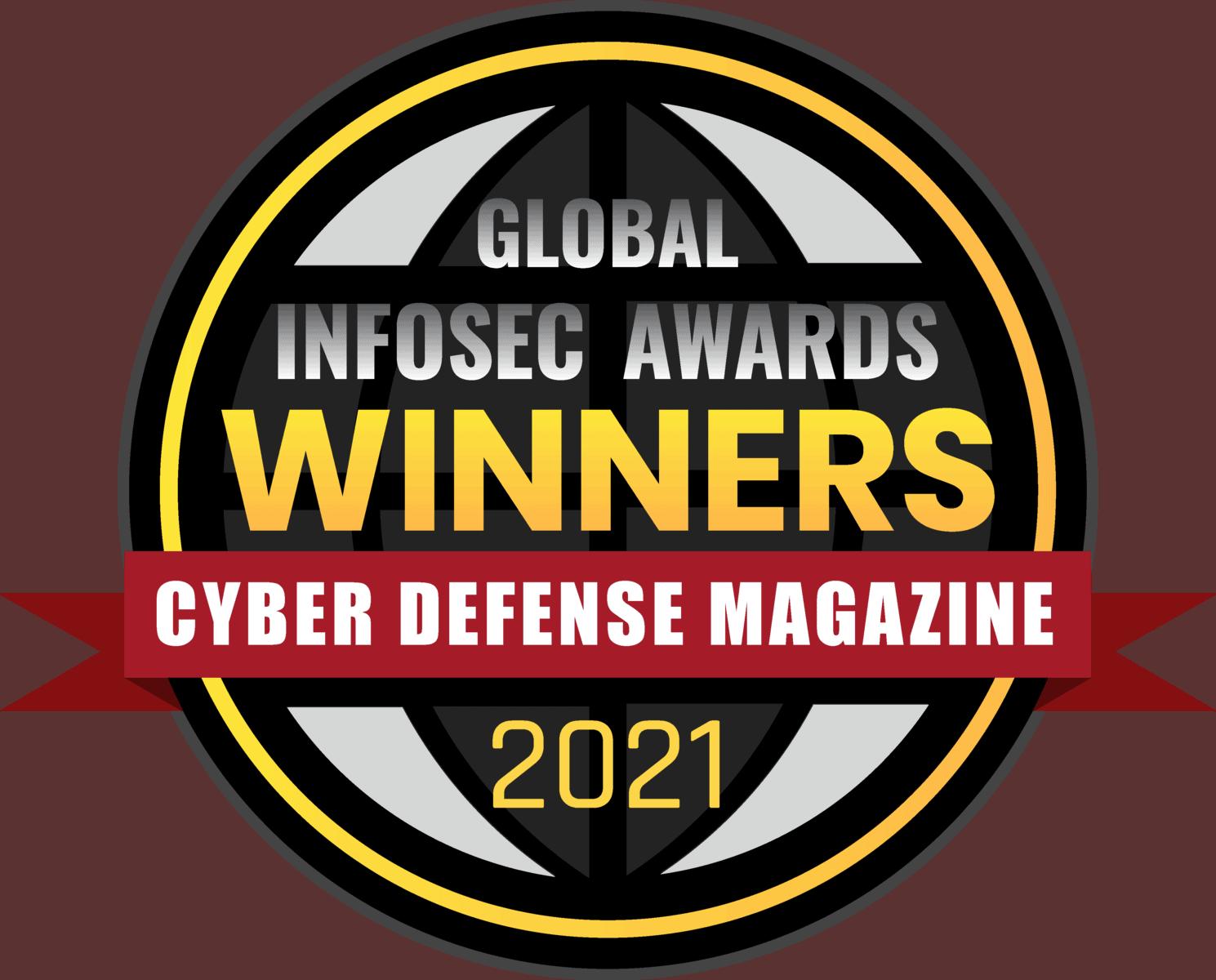 Infosec Winner Badge 2021