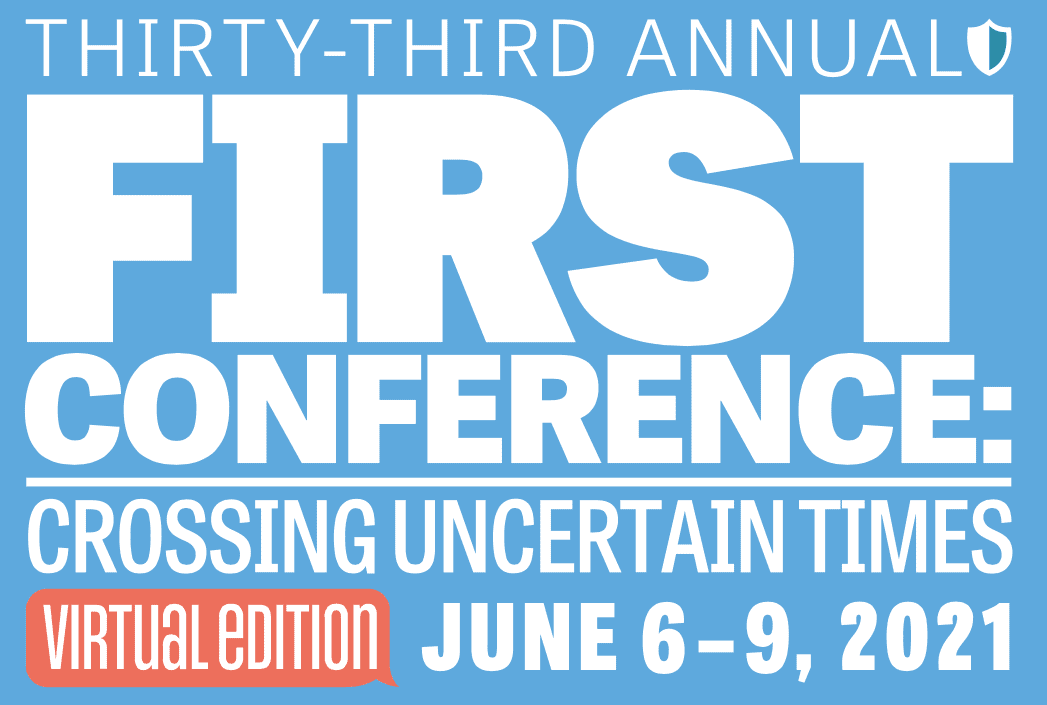 Conclusion on FIRST – a virtual conference does not replace a real conference, but participation was worthwhile