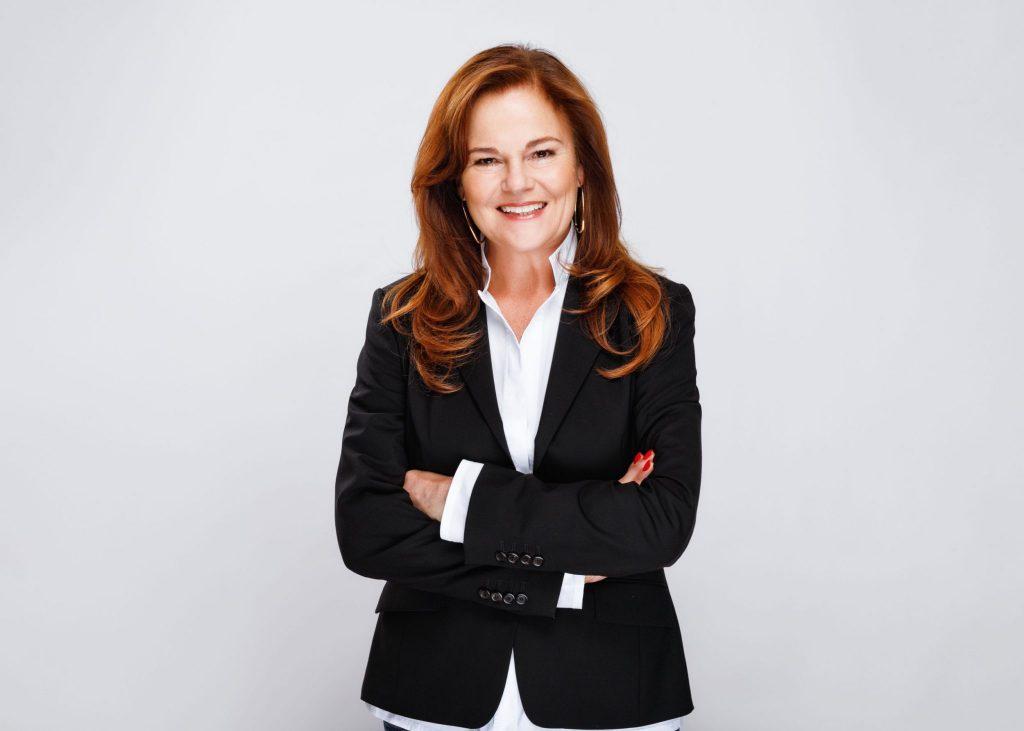 Sabine Riedel board memeber Global Marketing and Global Human Relations OTRS AG