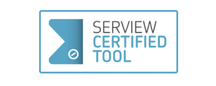 Logo Serview Certified Tool
