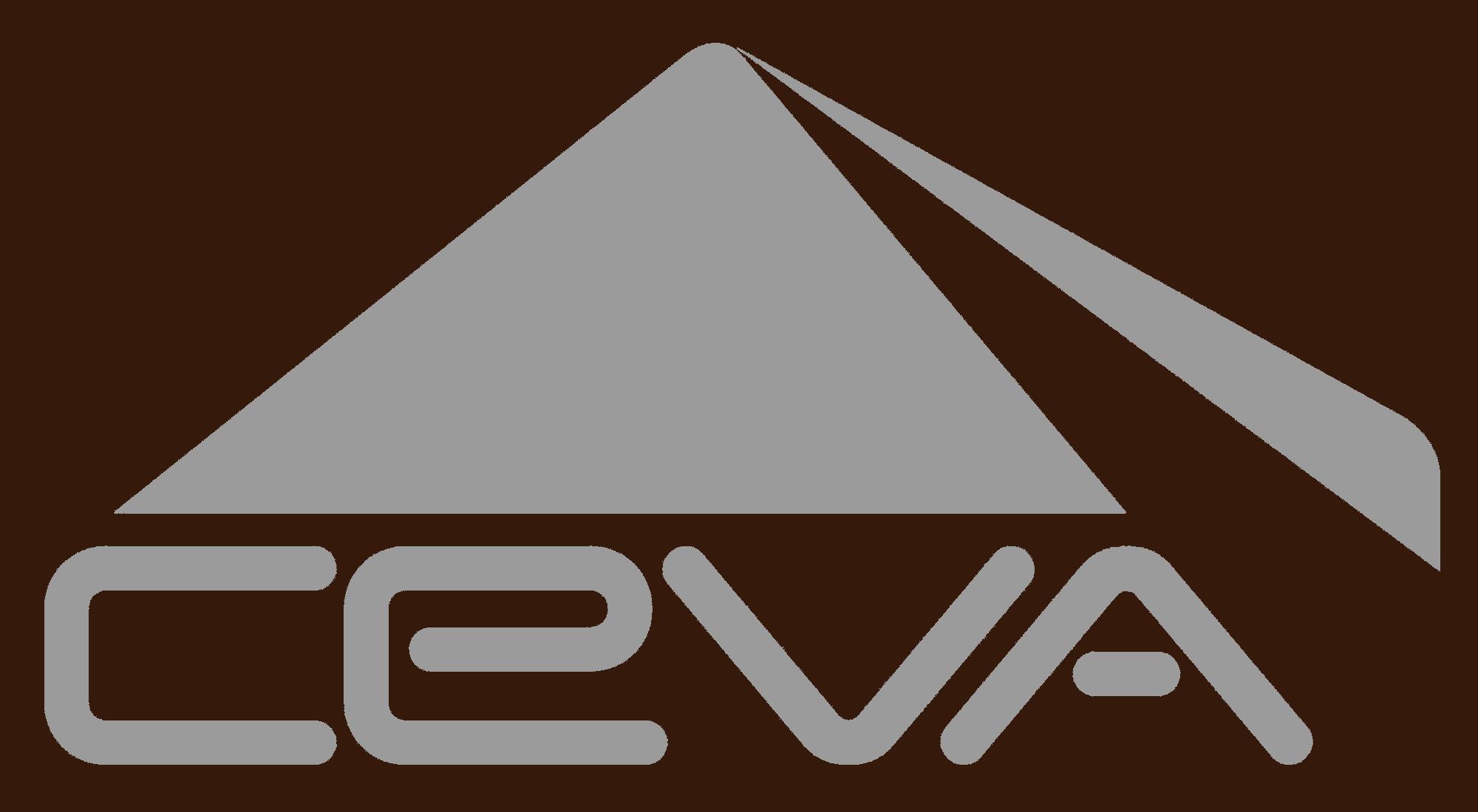 CEVA Logo in Grey