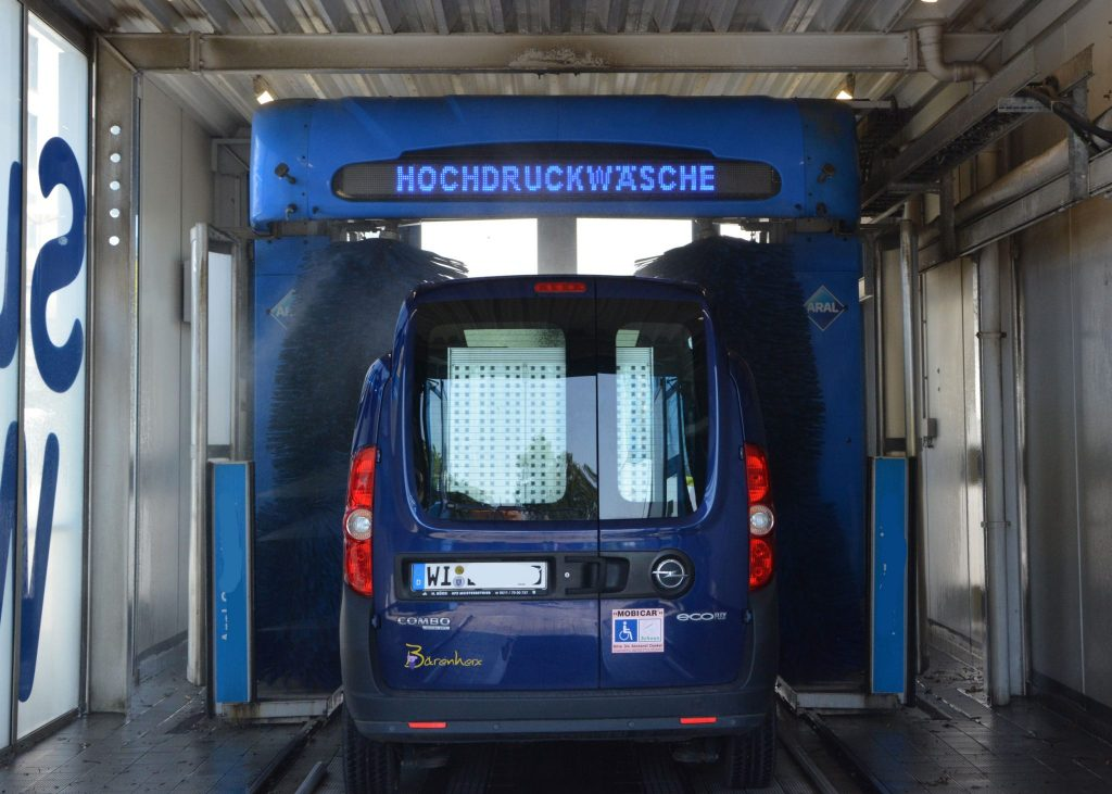 OTRS employees work for children hospiz Wiesbaden