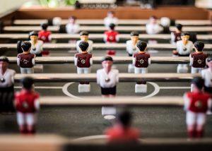 kicker table
