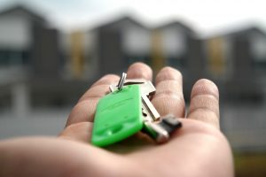 Keys to represent keeping data safe