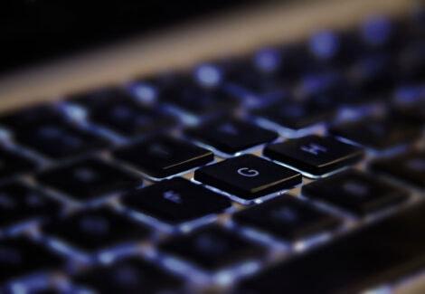 lighten keyboard