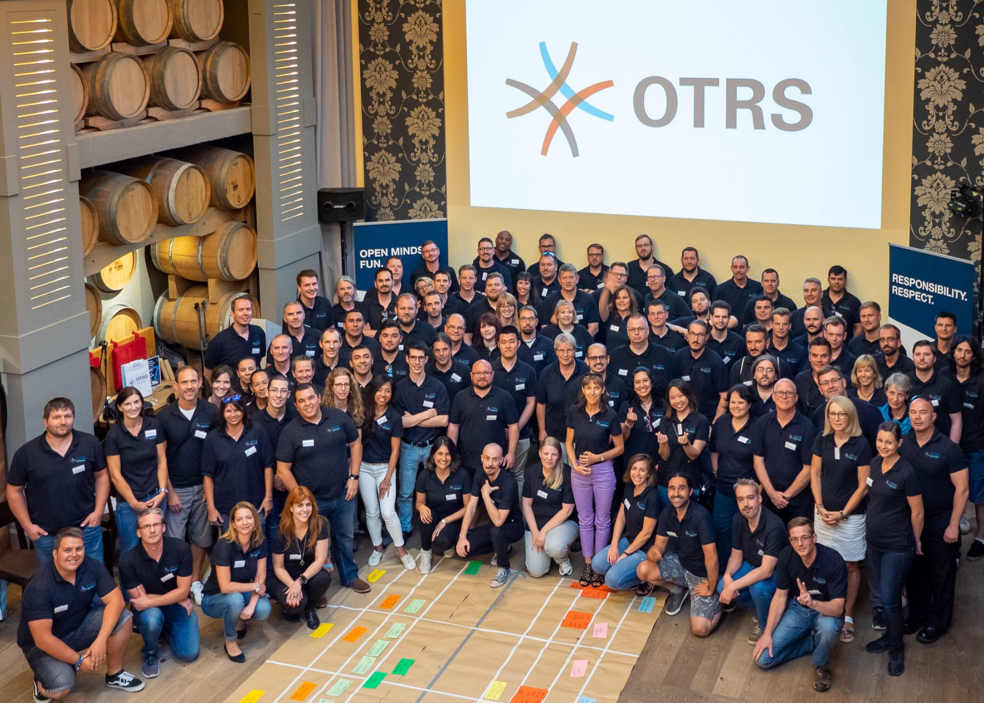 OTRS Company Event 2019